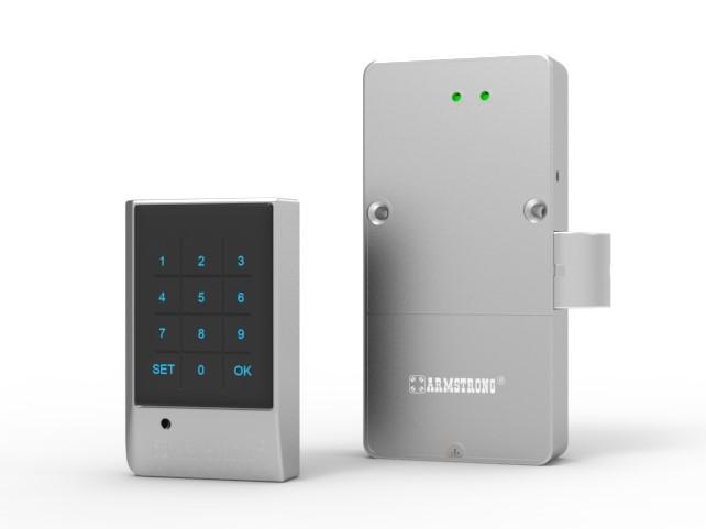 Reinforced Electronic Password Lock Sdwp Mc201