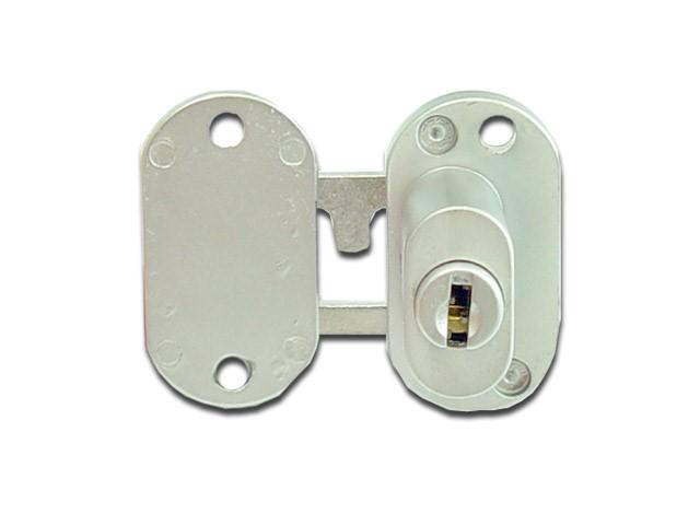 Aluminum Frame Lock For Double Doors 411 2
