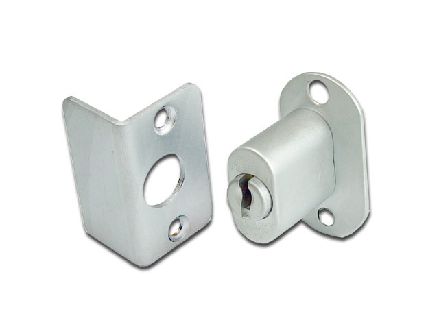 Aluminum Frame Lock For Overlay Door 411 1o
