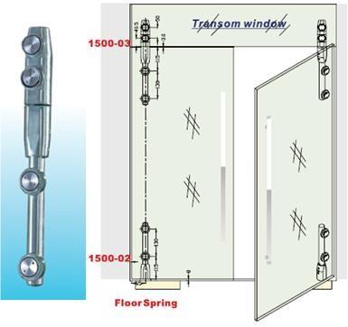 Glass Door Hinges Glass To Glass 1500sus 03 Sunken Screw