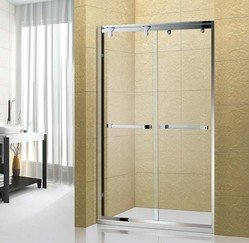 1710 Double Sides Sliding Glass Door System & Double Sides Sliding Glass Door System